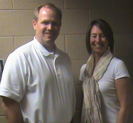 Hendricks Principal and AP Site Coord