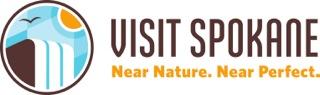 Visit Spokane Logo