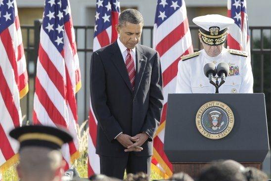 President Obama Service
