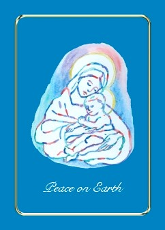 Madonna and Child by Lisa Schare of Catholic Democrats