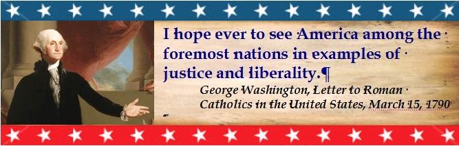 George Washington Header