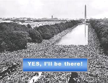 March on Washington Yes