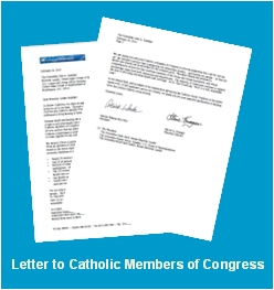 Catholic Democrats letter to Congress to give up partisan politics for Lent