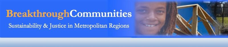 Breakthrough Communities Banner