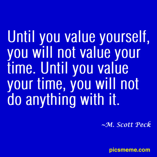 Quotes On Time Value: 301 Moved Permanently