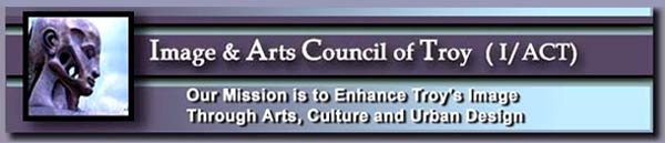 Image and Arts Council of Troy Logo
