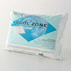 december hystersisters checking in With cool zone pillow