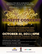 Ray of Hope Flyer