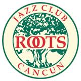 logo roots jazz club cancun
