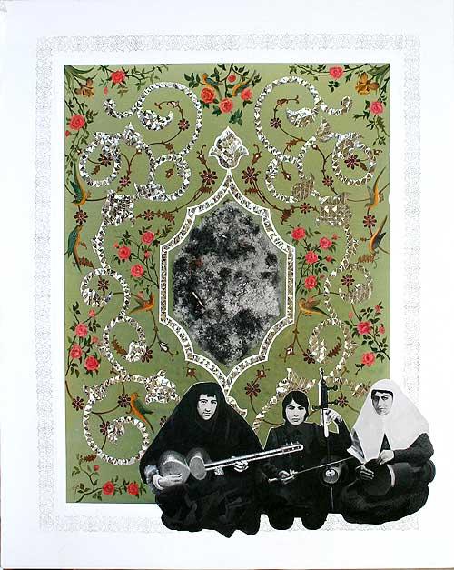 Qajar Women