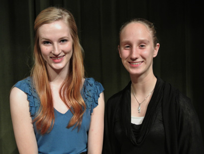 LCM Declamation Winners 2012