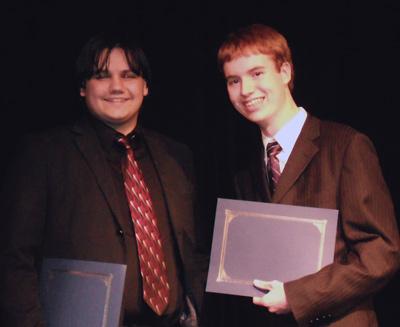 SRC Vidor Declamation Winners 2012