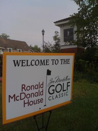 2011 Golf Sign