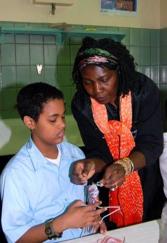 African Art-Teacher