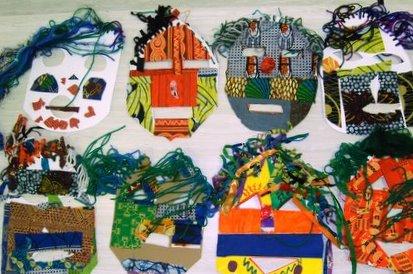 African Masks 2008
