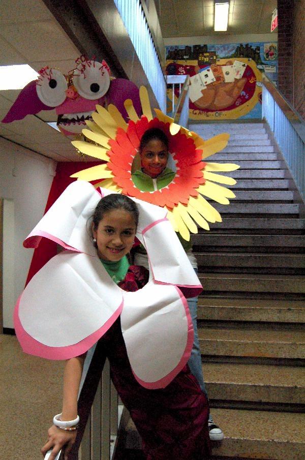 Arts-Flower kids