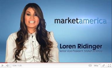 MarketAmerica Screen Shot