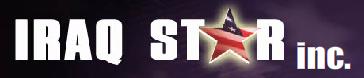 Iraq Star Logo