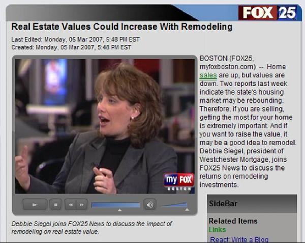 Debbie on Fox 3-5-07