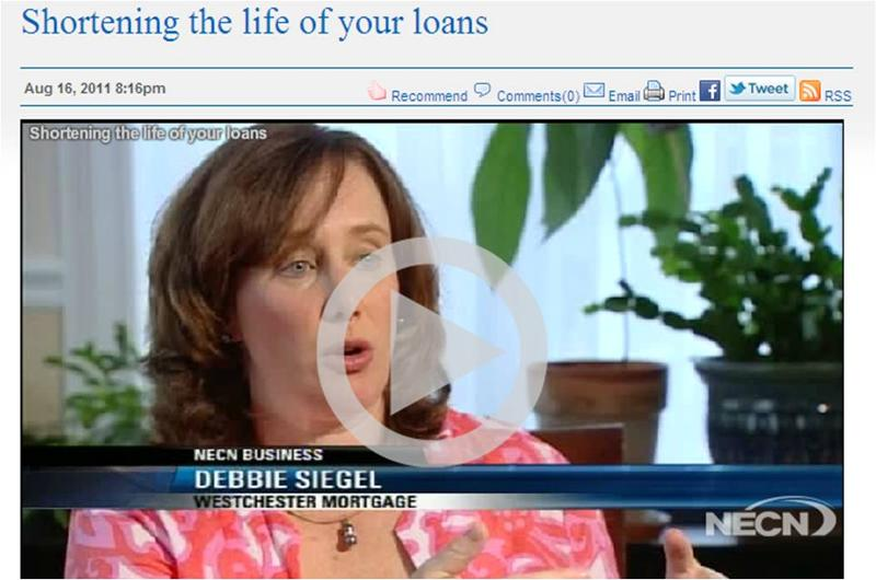 Shortening the life of your loans