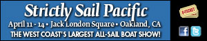 Strictly Sail banner