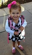 Alexia's First Day