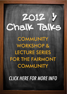 Chalk Talk Icon