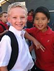 Zach and Kai's First Day