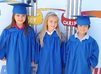 Kindergarten Graduation - Room 3