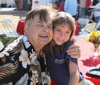 Historic Anaheim Main Grandparent's Day
