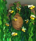 Room 1's Bee Hive