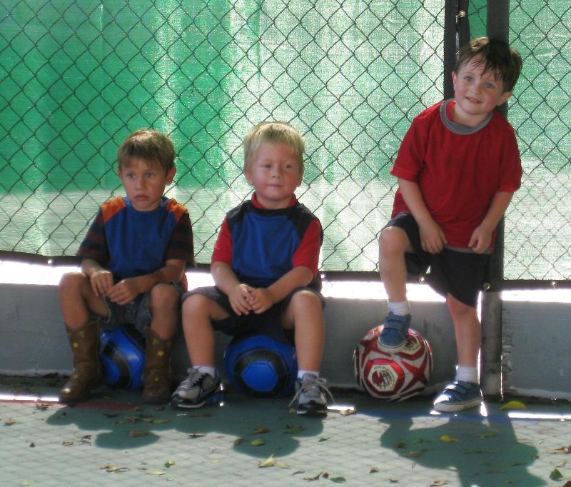 Soccer/Basketball