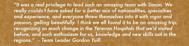 Gordon Quote