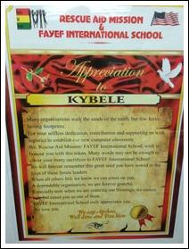 Kybele Citation