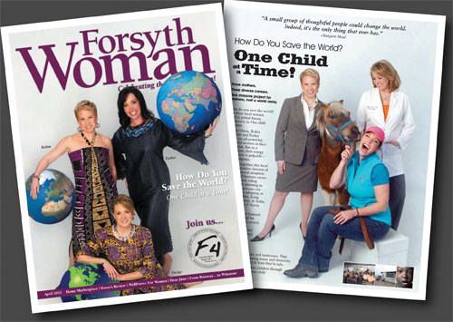 Forsyth Woman Article