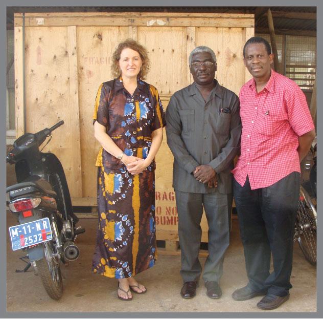 CT Scanner in Ghana