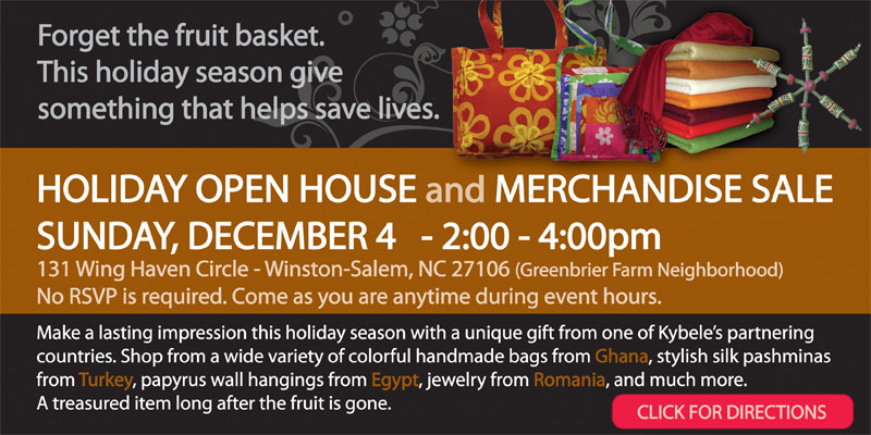 Join us for a Holiday Open House!
