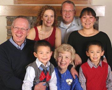 Slamp Family Clan - 2010