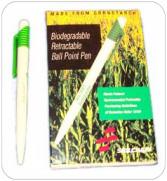 Biodegradable Corn Starch Pen