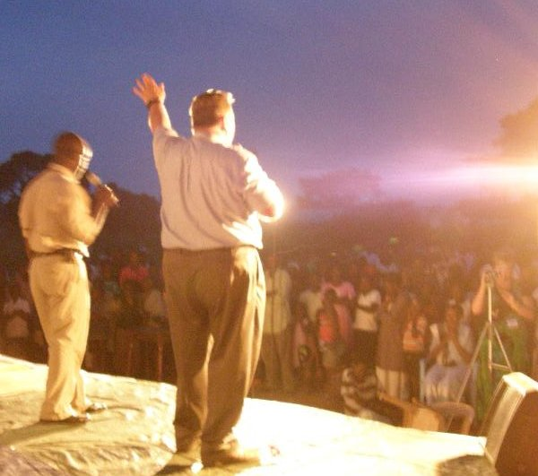 David Stockwell - CityCelebration, Uganda