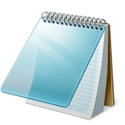 Windows Notepad
