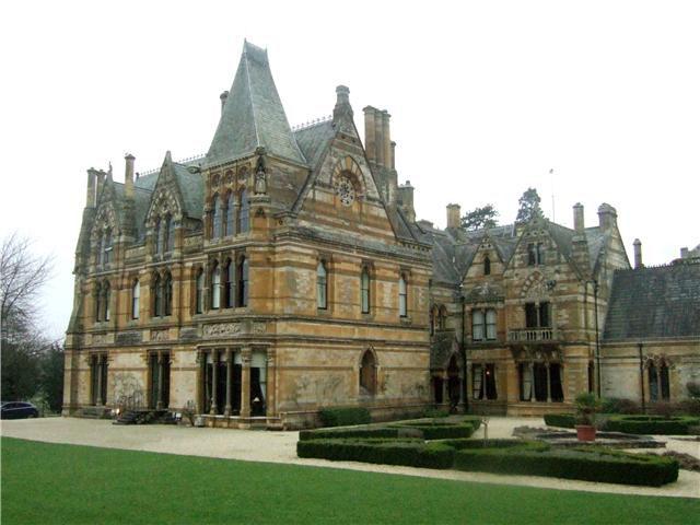 Ettington Park manor house