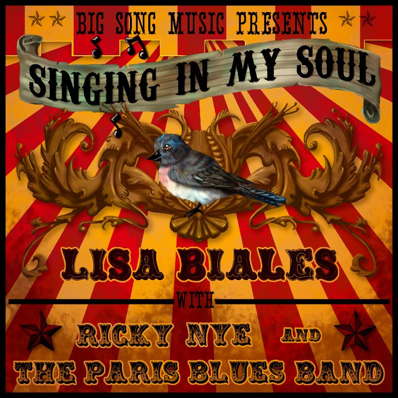 Singing in my Soul CD Cover