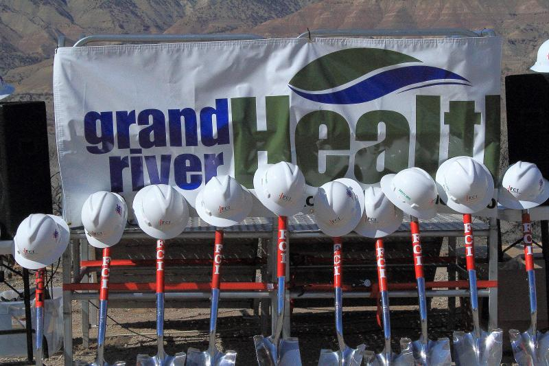 GR Health, Groundbreaking, Ready to Start, 2013.03.05