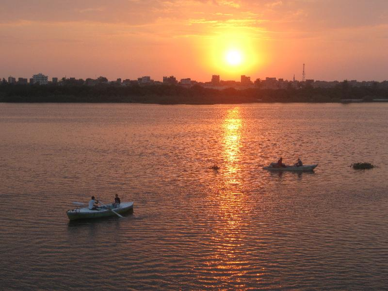 Ismailiya Sunset