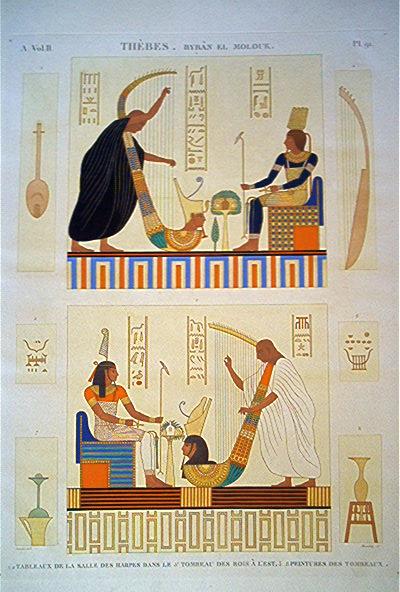 Pharaonic Music