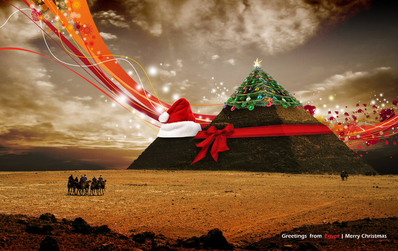 Christmas in Egypt