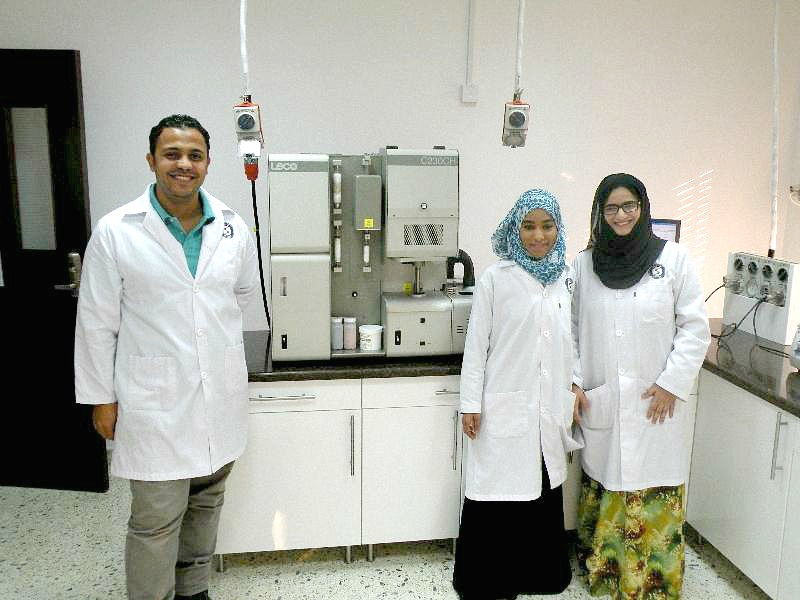 Oman Lab 2