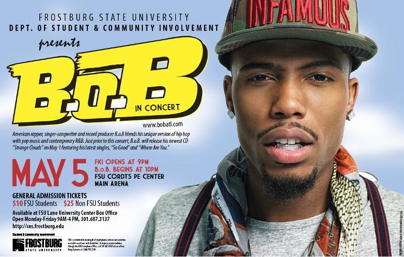 B.o.B. Concert