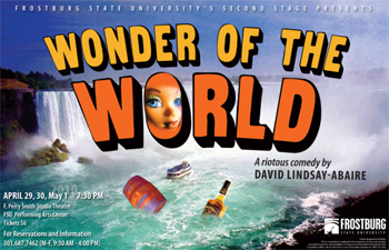 wonder fo the world